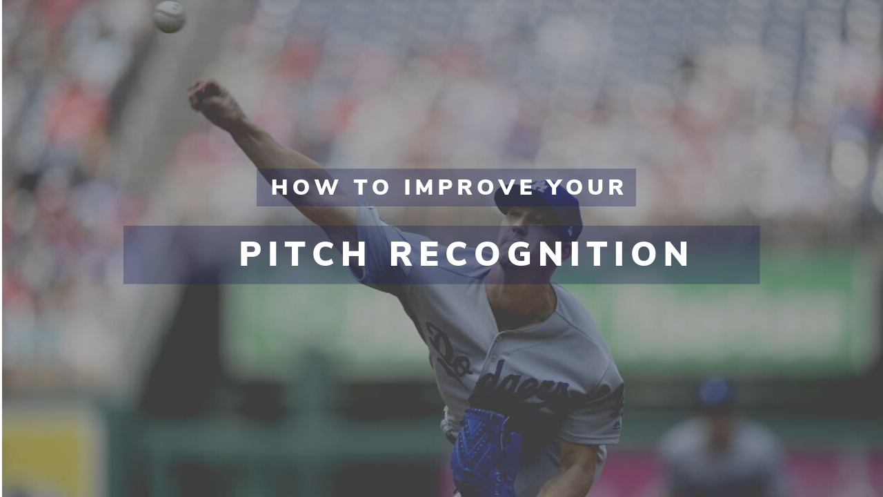 How to Improve Your Pitch Recognition In Baseball