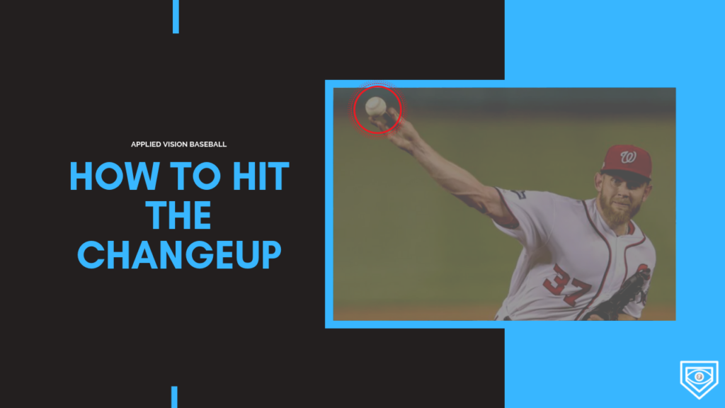 How To Hit a Changeup.