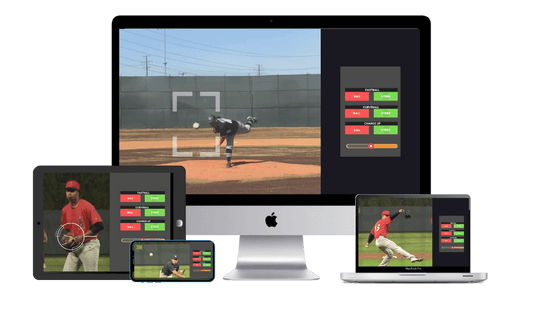 Applied Vision Baseball Pitch Recognition App