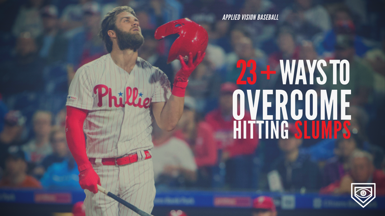 Hitting Slumps: 23+ Ways To Overcome Them