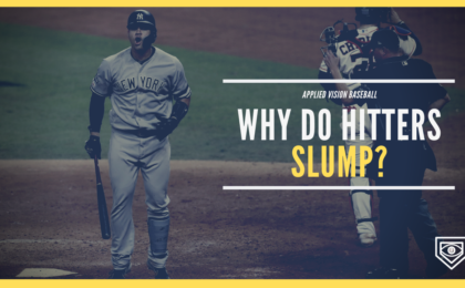 Why Do Hitters Slump?