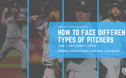 How To Face Different Types Of Pitchers