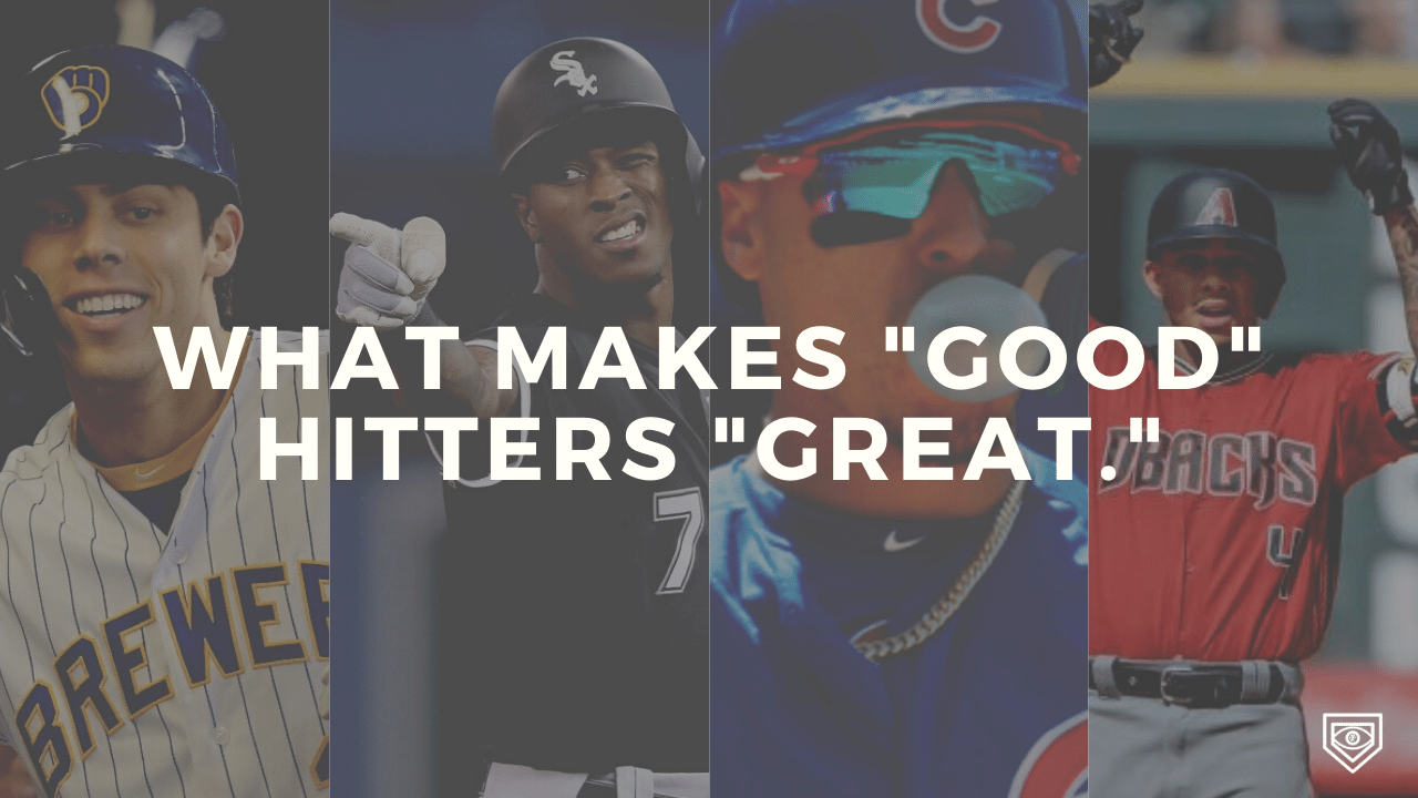 What Makes Good Hitters Great