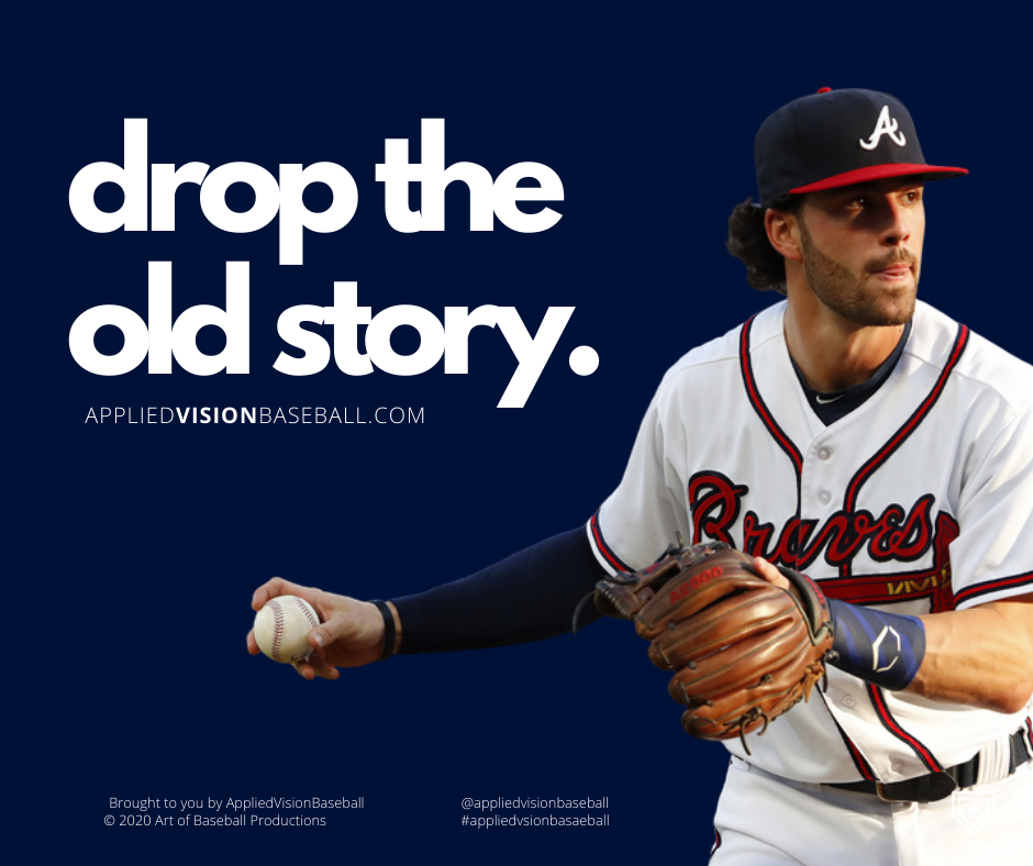 Drop the old story.