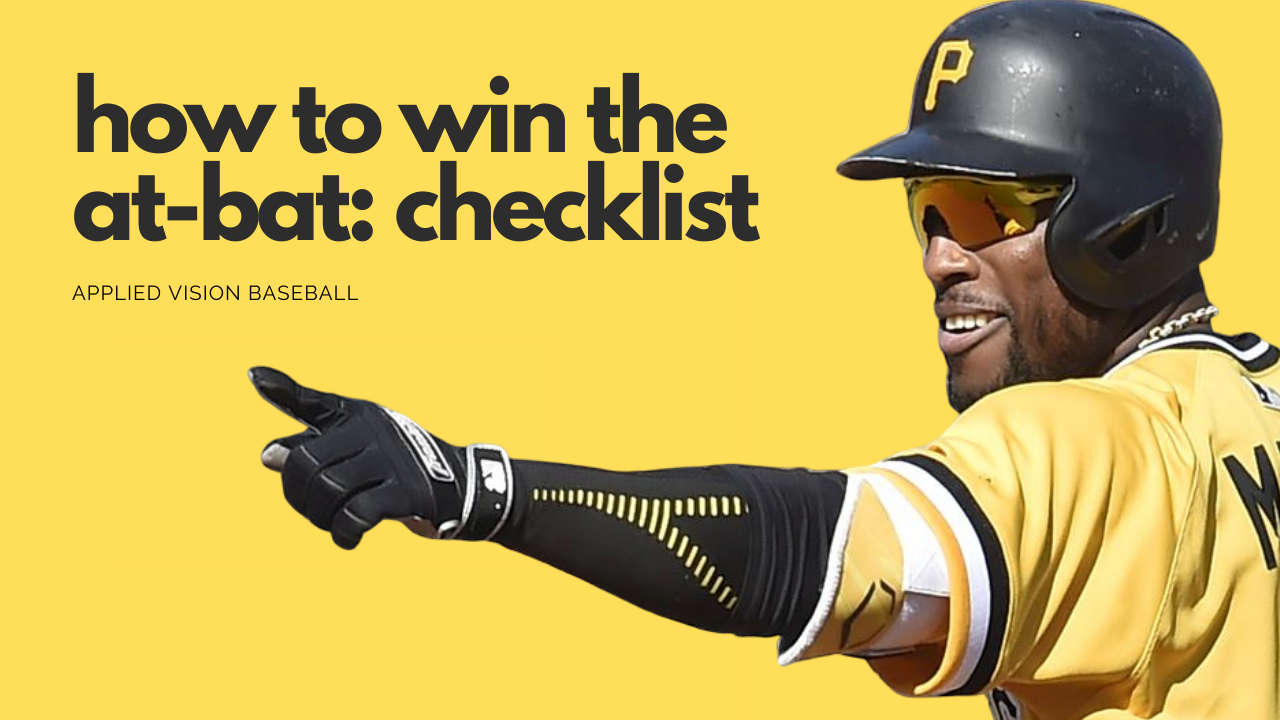 How To Win The At-Bat: Checklist