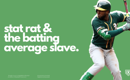Stat Rat & The Batting Average Slave.