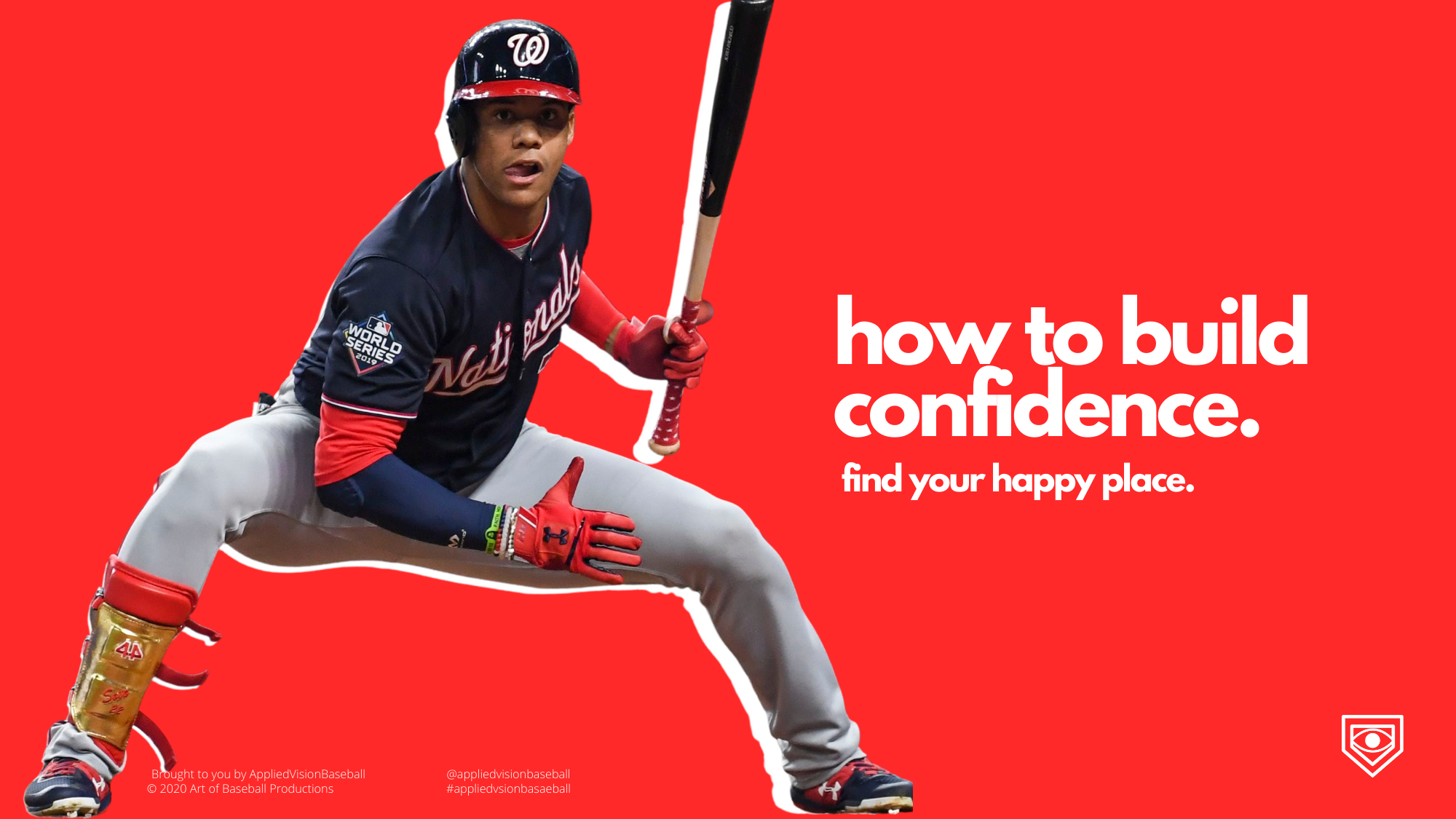 How To BUILD Confidence At The Plate: Find Your Happy Place.
