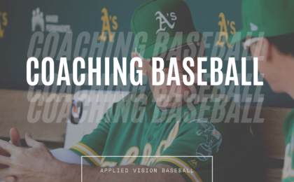 Coaching Baseball - Youth to Elite Level Tips