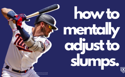 Batting Slumps: How To Fix Them.