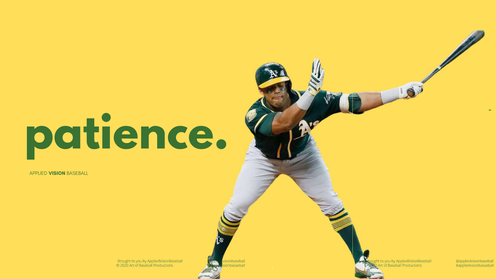 How To Stop Striking Out: Patience & Flow